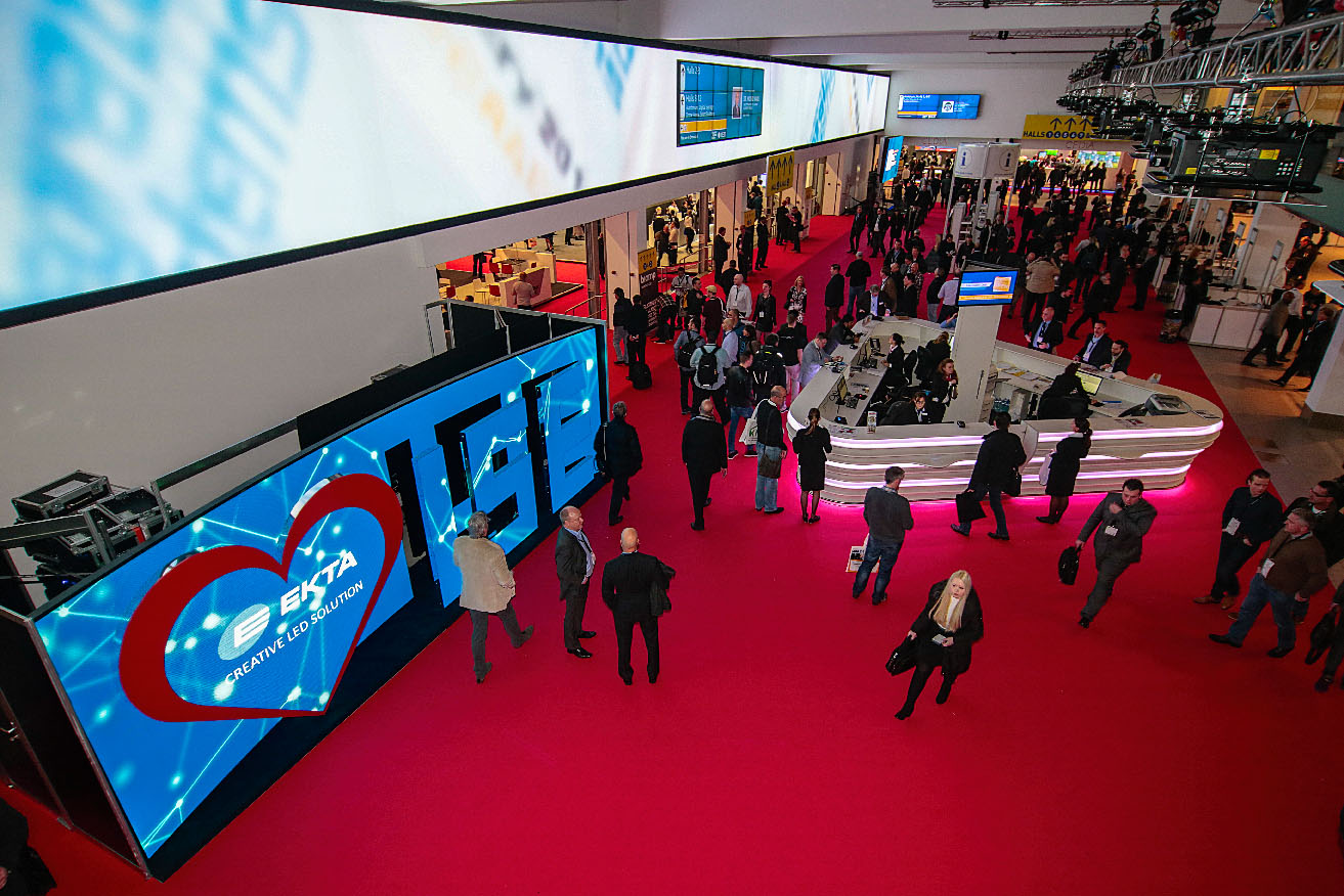 ISE 2016: creativity in action
